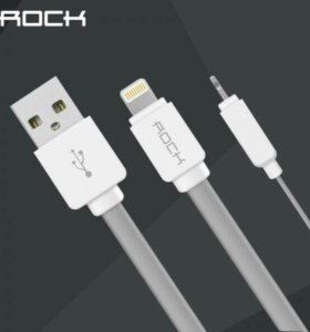 ROCK Safe Charge Speed Data Cable 100см