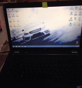 Ноутбук Hp g62 core i3