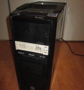 Игровой системный блок amd phenom ii x6 1100t