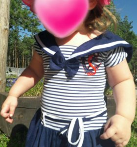 Платье на 1-2 годика
