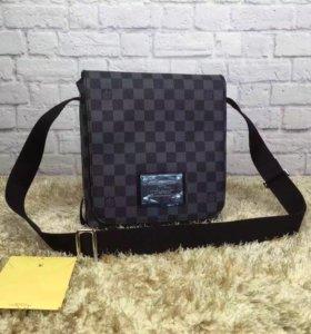Мужская сумка Lv