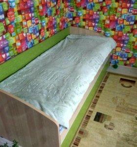 """Кровать в детскую """"Киви"""""""