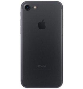 iPhone 7 черный матовый