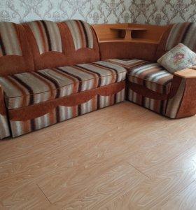 Угловой дивани