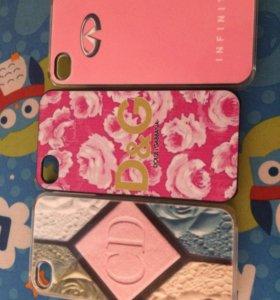 Бамперы на iPhone 4