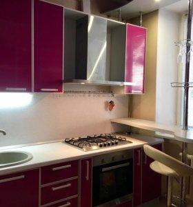Квартира, 2 комнаты, 55.5 м²