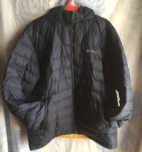 Двусторонняя демисезонная куртка Отличное качество