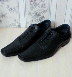 Мужские туфли 42 размер