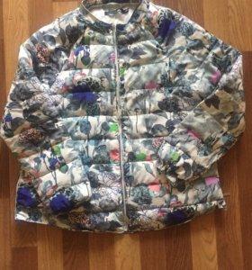 Куртка весна осень 44-46