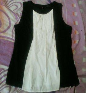 Блузка и кофта