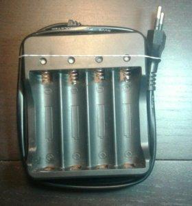 Зарядное устройство для аккамульяторов -18650.