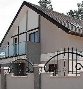 Малоэтажное строительство из газобетона