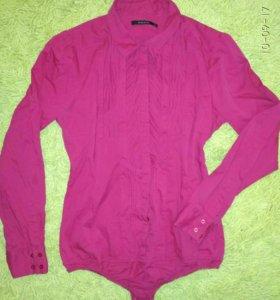 Рубашка-боди р.48-50
