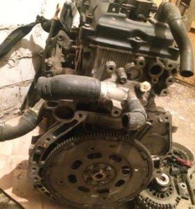 Двигатель QR20 на Nissan X-Treil