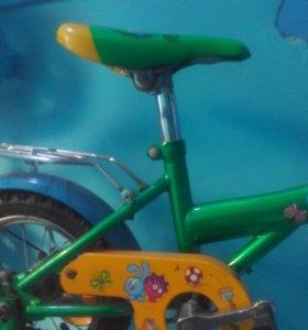 Детский велосипед смешарики