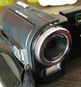 Цифровая видеокамера Full HD