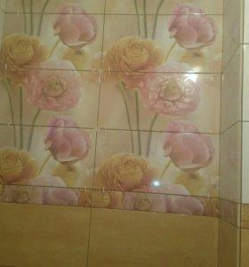 Ремонт ванных комнат и санузлов любой сложности