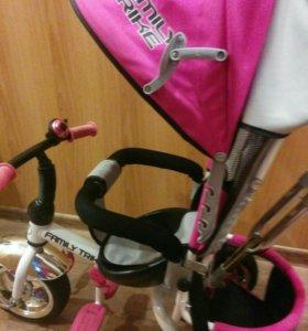 "Велосипед ""Family Trike"""