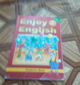 Учебник англиский яз