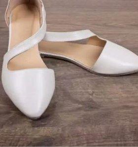 Туфли кожан.новые