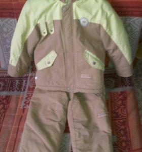 Детский зимний костюм 104