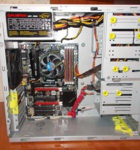 Полный комплект компьютер