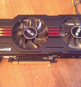 ASUS GeForce GTX 560 Ti DirectCU II TOP