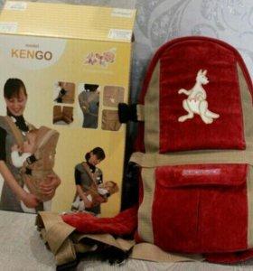 Рюкзак-кенгуру kengo