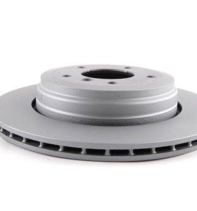 диск тормозной задний bmw e60