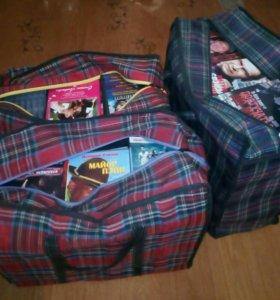 DVD Диски фильмы около 300 штук