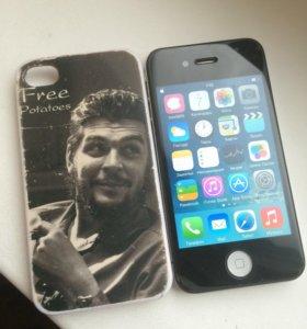 iPhone 4 8gb обменяю