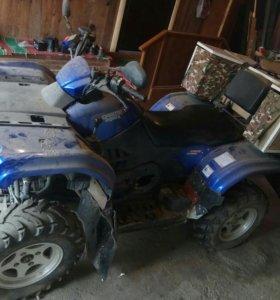Квадроцикл CF500