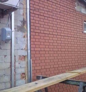 Фасад под ключ