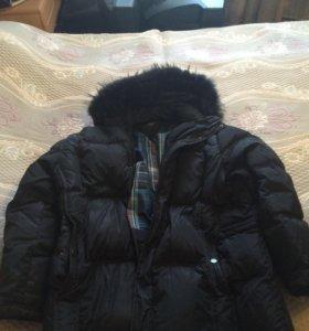 Дублёнки куртки
