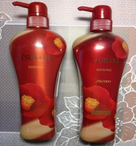 Шампунь и бальзам Shiseido