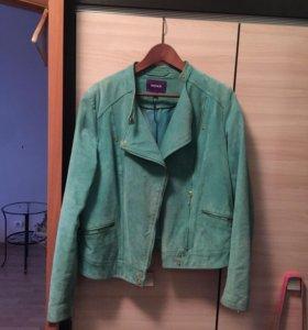 Куртка мятная