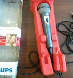 Микрофон для караоке Новый