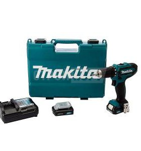Шуруповерт аккумуляторный Makita DF331DWYE