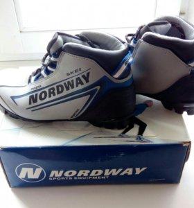 Лыжные ботинки Nordway, 36