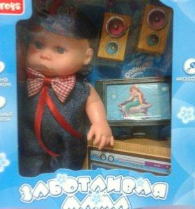 Набор кукольный