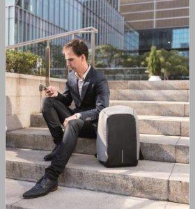 Новый рюкзак Антивор Bobby - Бобби. XD Design