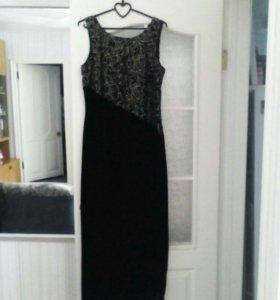 Вечернее платье на девушку