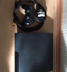PS3 Slim (PlayStation 3)