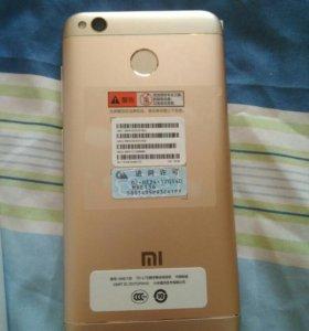 Xiaomi redmi 4x 2/16 (новый)