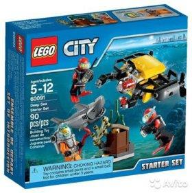Лего набор 60091