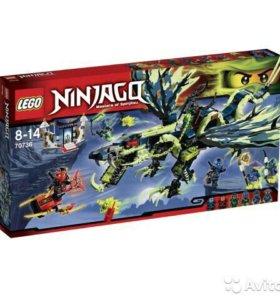 Лего набор 70736