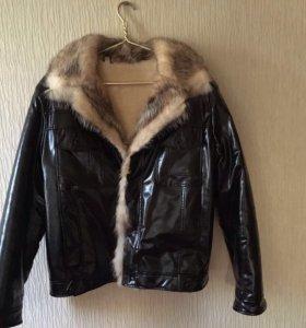 Срочно!!! Куртка зимняя 48 размер
