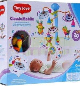 Tiny love мобиль НОВЫЙ каруселька
