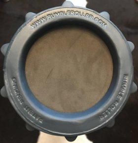 Массажный ролл Rumble Roller, 79 см