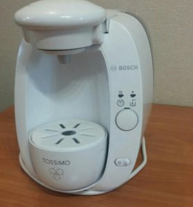 Капсульная кофемашина Bosch